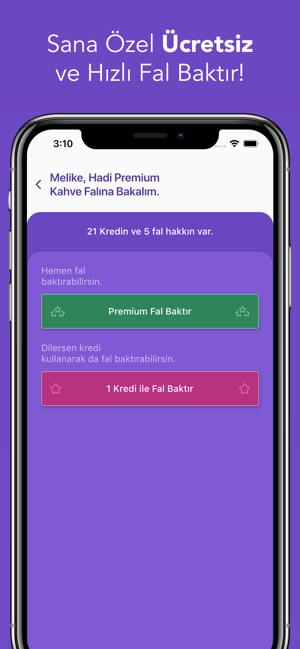 Efsun Abla Kahve Falı, Tarot Screenshot