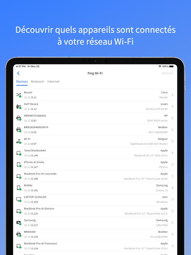 643x0w Comment savoir qui utilise mon WiFi et le bloquer