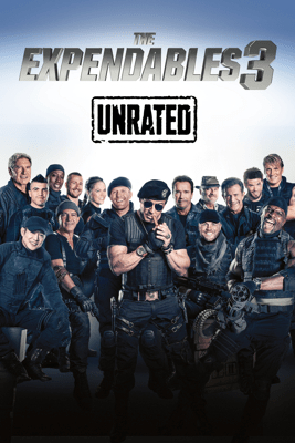 The Expendables 3 (Unrated Edition) - Patrick Hughes