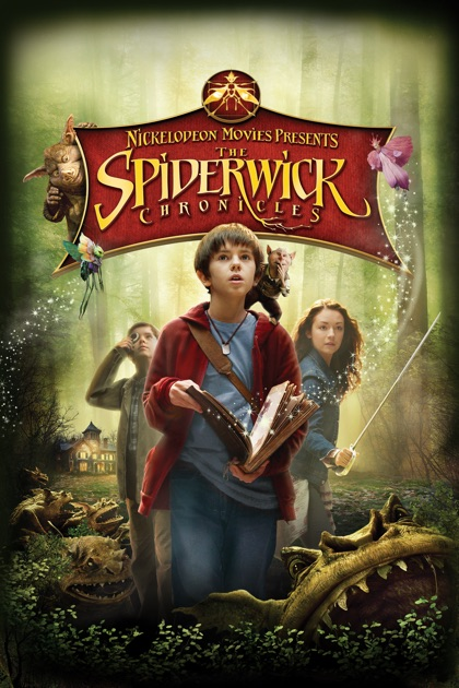 The Spiderwick Chronicles on iTunes