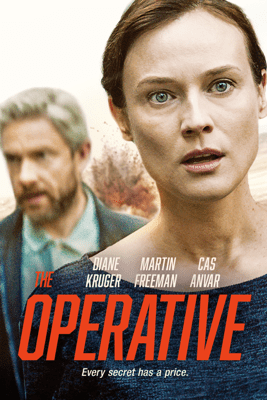 The Operative - Yuval Adler