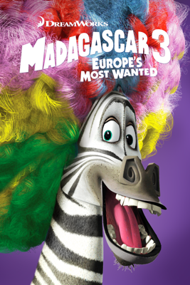 Madagascar 3: Europe's Most Wanted - Conrad Vernon, Tom McGrath, Eric Darnell & Mark Swift