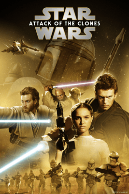 Star Wars: Attack of the Clones - George Lucas