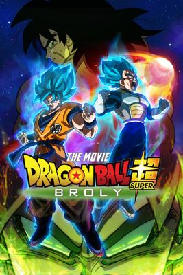 Dragon Ball Super: Broly - Tatsuya Nagamine