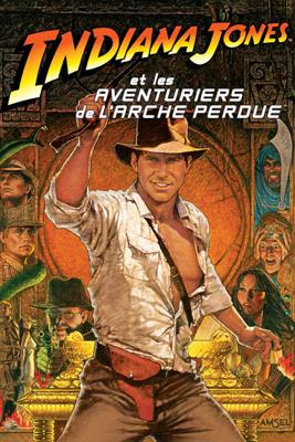 Indiana Jones et les Aventuriers de l'Arche Perdue (Indiana Jones and the Raiders of the Lost Ark) - Steven Spielberg