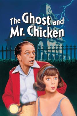 The Ghost and Mr. Chicken - Alan Rafkin