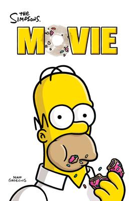 The Simpsons Movie - David Silverman