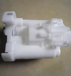 fuel filter 23300 21010 for toyota corolla previa 1mz fe 2az fe 4zz [ 2120 x 1590 Pixel ]