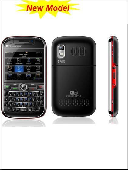 manufacturer QWERTY Keyboard wifi four band tv phone E5000 - Estar mobile(HK) telecom co..ltd