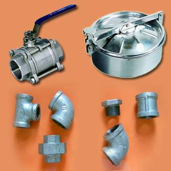 Industrial Pipe Fitting
