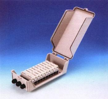 Telecom Accessories. Indoor 100 Pair Distribution Box (ABS) - Kai Turn Enterprise Co.. Ltd.
