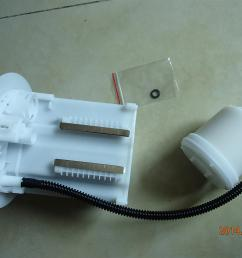 in tank fuel filter 77024 12050 for toyota corolla zre [ 2023 x 1517 Pixel ]