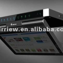 Smart Tv Kitchen Islan Drop Down Mirriew