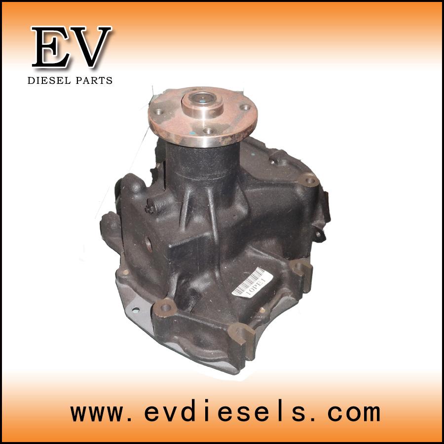 medium resolution of isuzu engine parts water pump 10pe1 10pc1 10pb1 10pa1 engine water pump