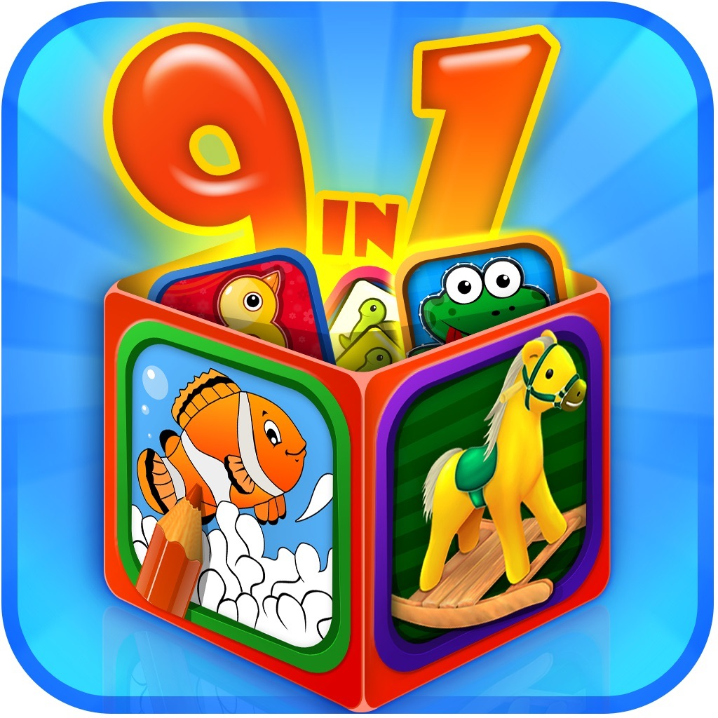 Jumpstart Kids 9 In 1 Learn With Fun Series Por Klap Edutainment