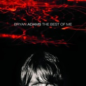 Bryan Adams - The Best of Me  artwork