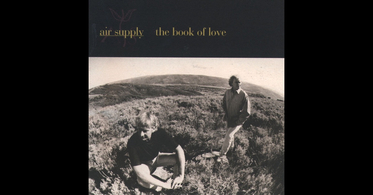 Book Love Air Supply