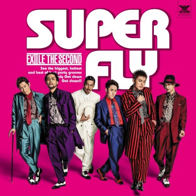 EXILE THE SECOND - SUPER FLY - Single