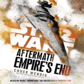 Chuck Wendig - Empire's End: Aftermath: Star Wars (Unabridged)  artwork