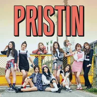 프리스틴 - Hi! Pristin - EP
