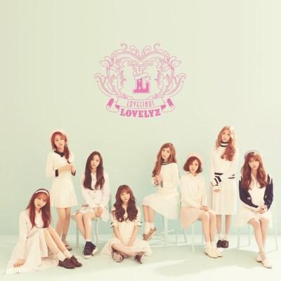 Lovelyz - Lovelinus - Single