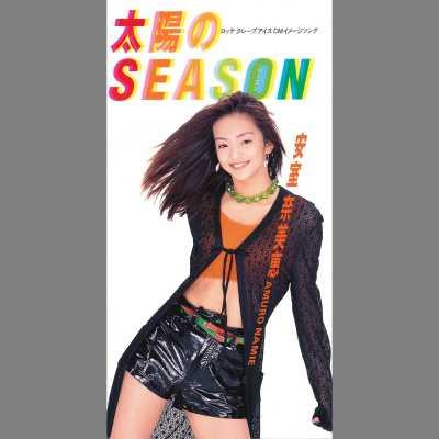 安室奈美恵 - 太陽のSEASON - Single