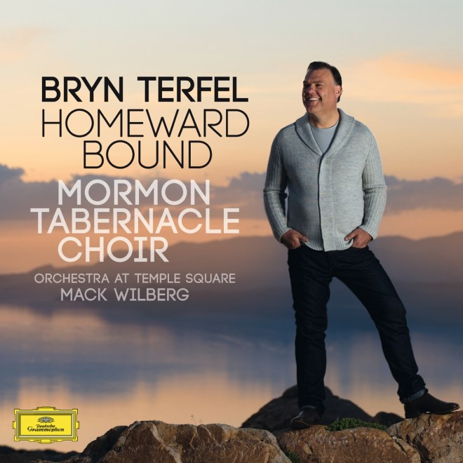 Bryn Terfel, Orchestra At Temple Square, Mack Wilberg & Mormon Tabernacle Choir - Homeward Bound (Deluxe)