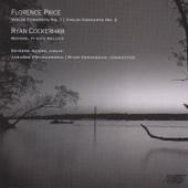 Er-Gene Kahng, Ryan Cockerham & Janácek Philharmonic - Florence Price: Violin Concertos  artwork