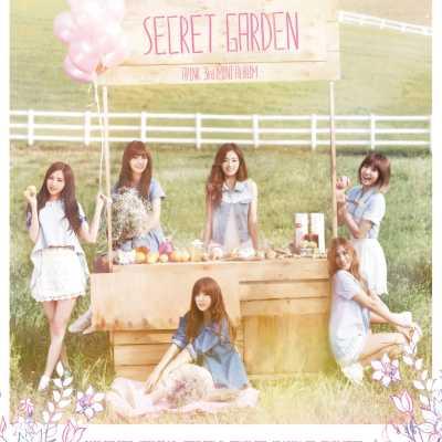 A Pink - Secret Garden - EP