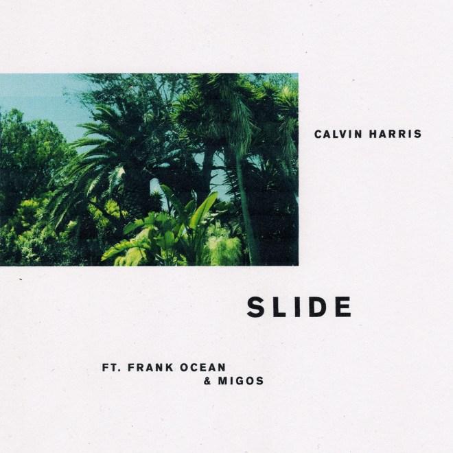 Calvin Harris - Slide (feat. Frank Ocean & Migos) - Single