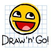 Draw 'n' Go: Awesomeness!