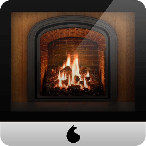 Virtual Fireplace by Tillmania Limited