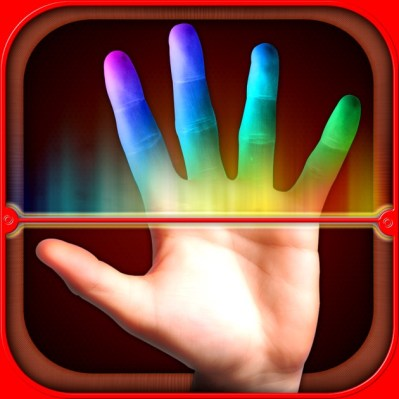 Image result for palm reading booth app