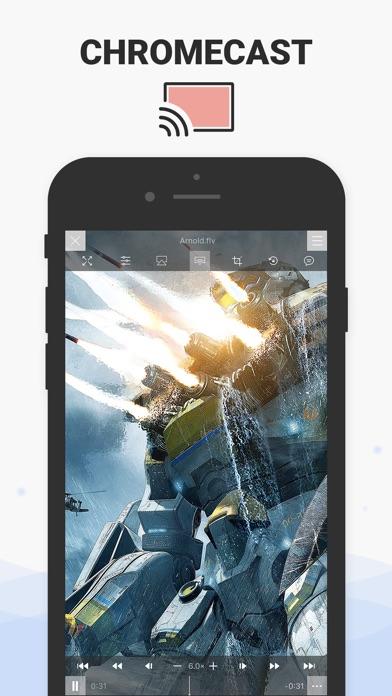 PlayerXtreme Media Player PRO Screenshot