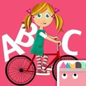 Avokiddo ABC Ride - Fun Alphabet & Spelling Games