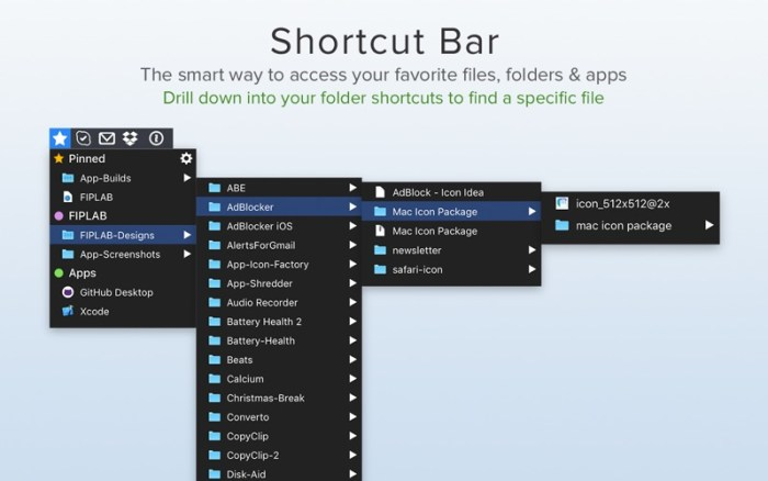 2_Shortcut_Bar_Quick_Access.jpg