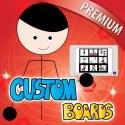 Custom Boards- Premium