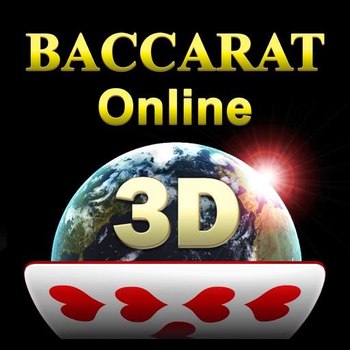 Baccarat Online 3d  Macau & Vegas Casino Game By