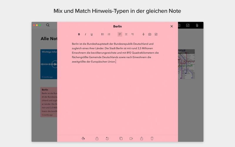 Notebook - Take Notes, Sync Screenshot