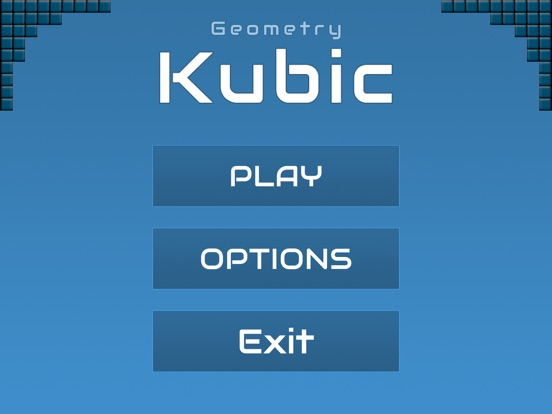 Geometry Kubic Screenshot