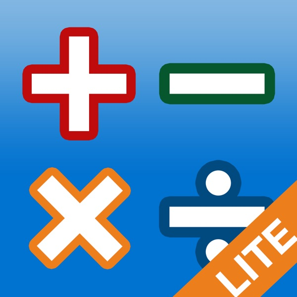 AB Math lite, games for kid