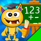 Buddy School: Basic Math learning activities