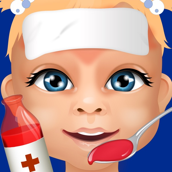 Baby Doctor Office - Kids Spa Games (Boys & Girls)