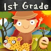Animal Math First Grade Math Games for 1st Grade