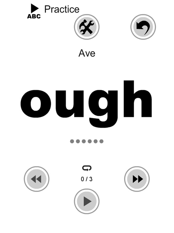 SWR SpellWriteRead Phonograms on the App Store