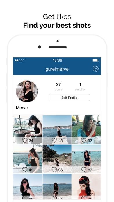 PreInsta Screenshot