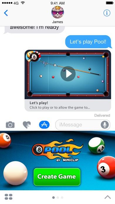 Permainan 8 Pool : permainan, Download, Billiard, Gratis, Untuk, Goreng