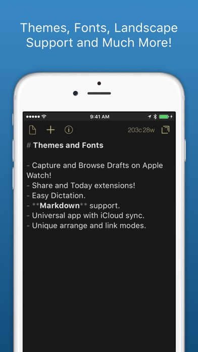 Cool new app drafts 4 for iphone and ipad appchasers for New app ideas for iphone