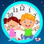 Clock Learning for Kids