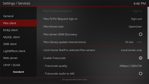 MrMC Lite Screenshot